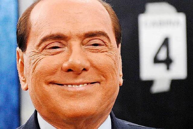Steht Berlusconi in Italien vor einem Comeback?