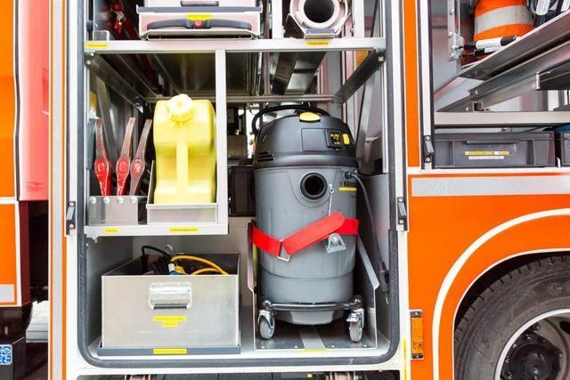 Feuerwehreinsatz: Rauch im Konzerthaus Freiburg