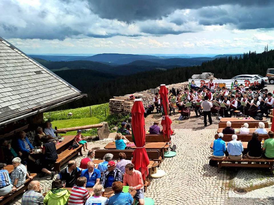 Die Baldenweger Hütte ist ein beliebte...el. Jetzt werden neue Pächter gesucht.    Foto: Pirvat