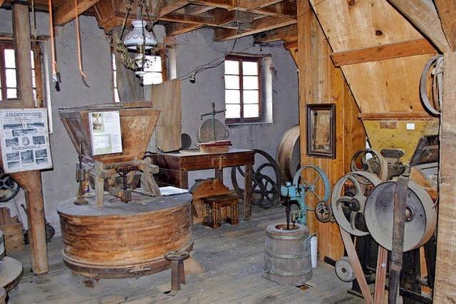 Tag der offenen Tür bei der Mühle in Biberach