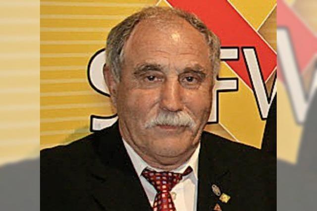 Manfred Müller gibt Amt ab
