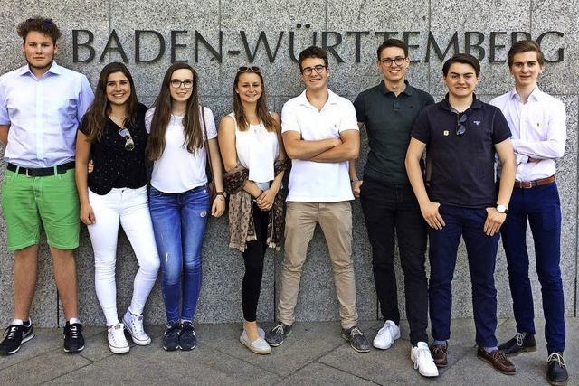 Bonndorfer Jugend bildet sich weiter