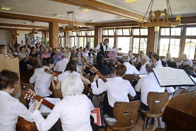 Klangvolles Matinee-Konzert