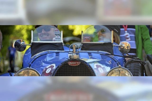 Das rollende Automobilmuseum kommt wieder nach Offenburg