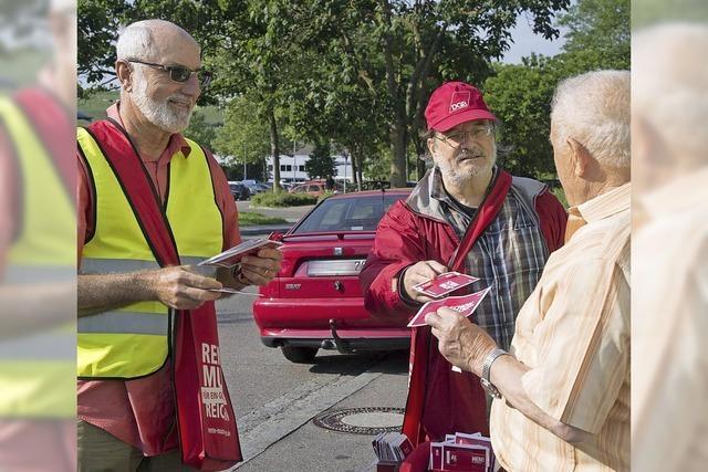 Für einen Kurswechsel in der Rentenpolitik
