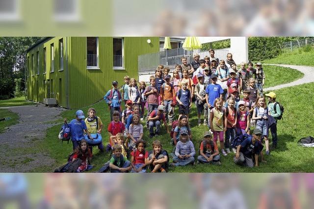 144 tolle Angebote für die Ferienkinder der Stadt