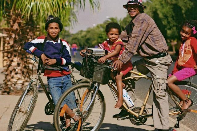 Von Menschen und ihren Fahrrädern
