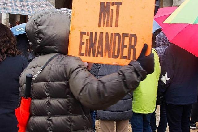 Aktionsbündnis will gegen AfD-Wahlkampf in Rheinfelden demonstrieren