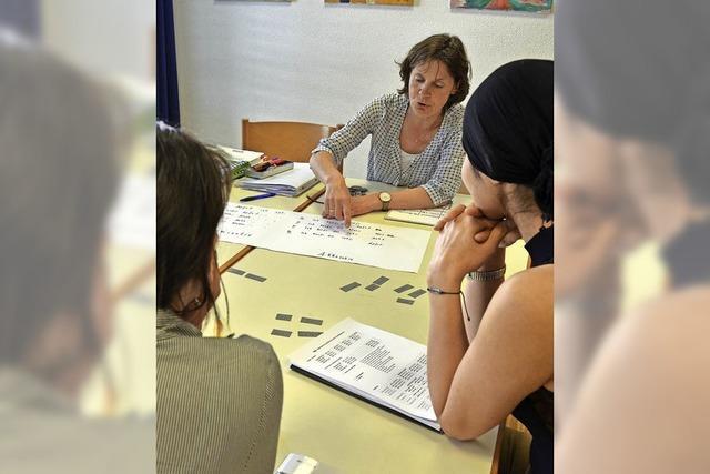 Lörrach: Ehrenamtliche geben Deutschkurse für Frauen