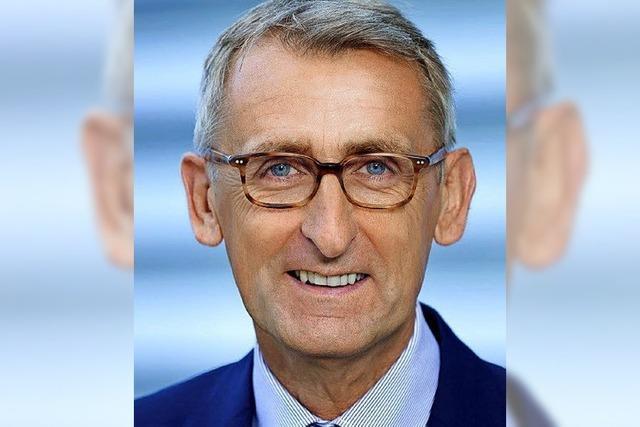 Lörracher CDU-Abgeordnete Armin Schuster: