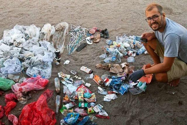 Wie zwei Freiburger das Plastikproblem der Weltmeere lösen wollen