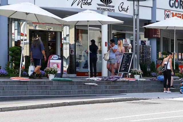 Stadtverwaltung stuft Sitzkissen als gefährlich ein