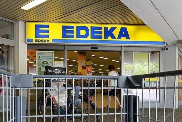 Edeka im EKZ Weingarten schließt im August