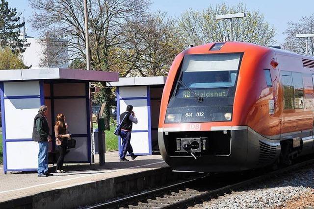 Baustellen im Bahnverkehr ins Wiesental und am Hochrhein