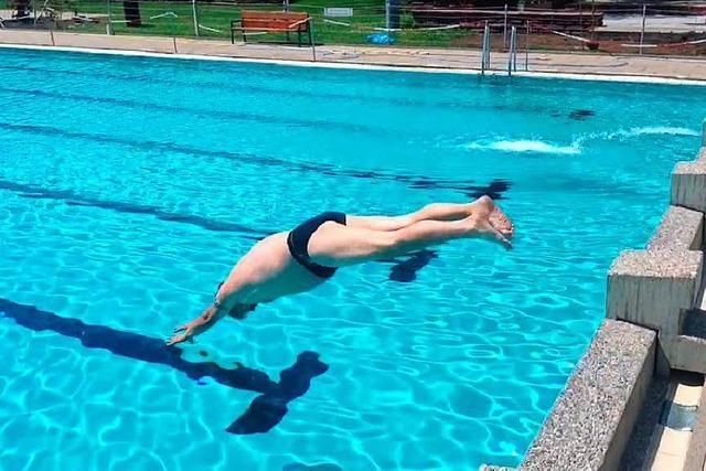 Schwimmbad Schopfheim öffnet definitiv am Sonntag