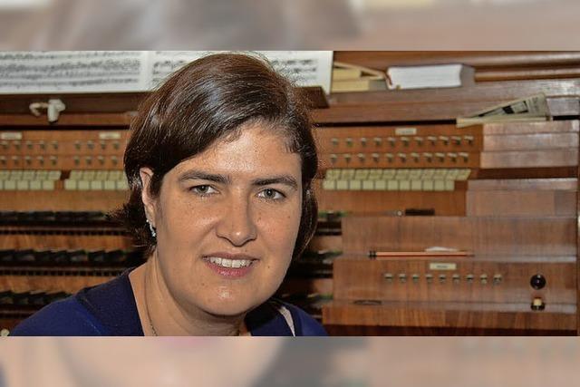 Orgelkonzert in Riegel