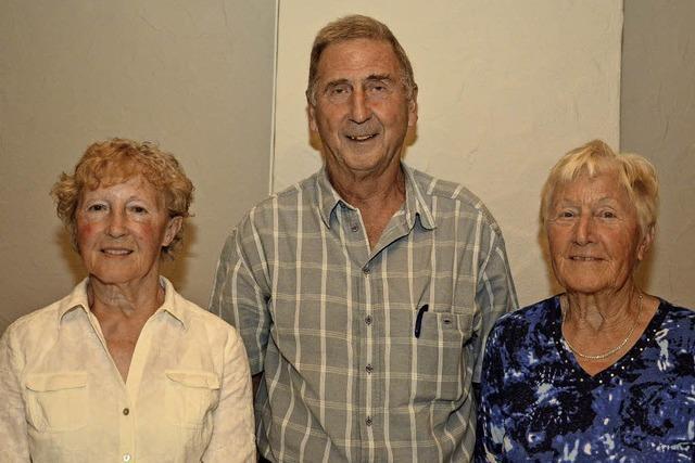 Drei neue Ehrenmitglieder beim Turnverein