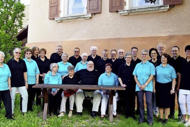 Jahreskonzert des Gesangverein Dattingen in Dattingen