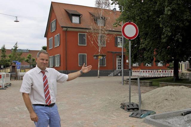 Jürgen Scheiding zieht Bilanz seiner inzwischen 16-jährigen Amtszeit und nennt anstehende Herausforderungen