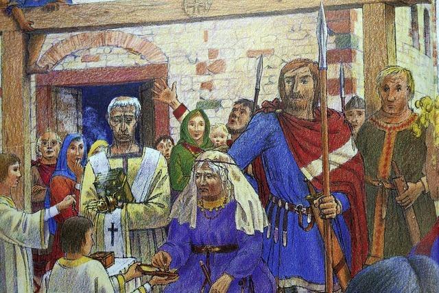Die Anfänge des Christentums im Wutachtal