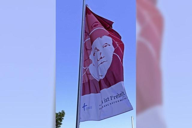 Volles Programm im Luther-Jahr