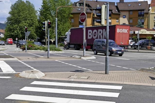 Verkehr auf Schleichwegen