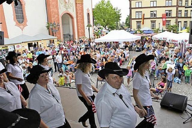 In diesem Jahr gibt es in Bad Säckingen wieder ein Brückenfest