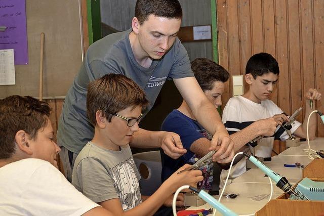Berufsorientierung für Schüler, Nachwuchsgewinnung für Betriebe