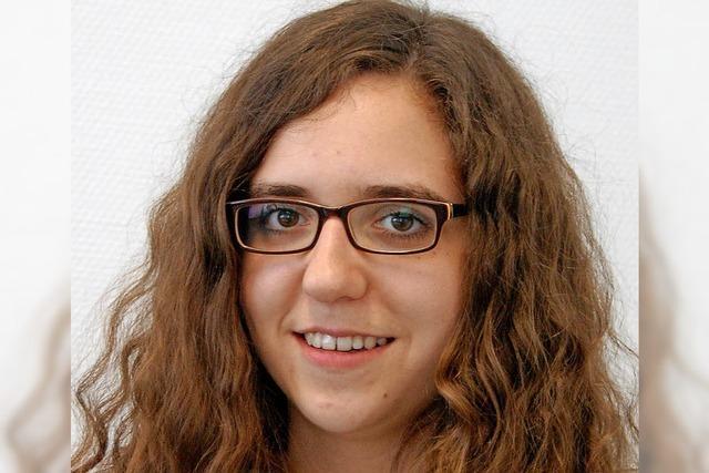 Für die Jugend in der Stadt bleibt Elena Brossard weiter am Ball