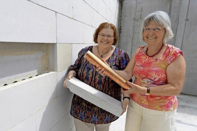 Katholische Pfarrgemeinde Waltershofen bekommt endlich ein eigenes Pfarrheim