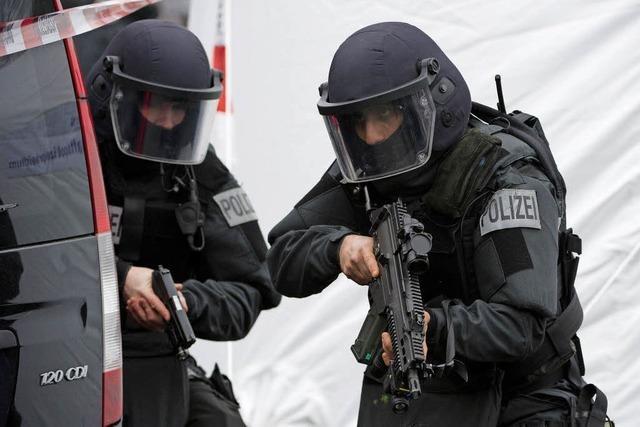 Mehr Befugnisse für die Polizei