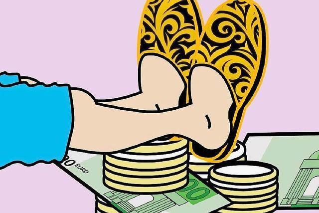 Wie Anleger trotz geringer Zinsen Geld ansparen können