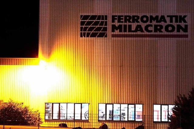 Fertigung bei Ferromatik geht doch weiter – bis Ende 2019