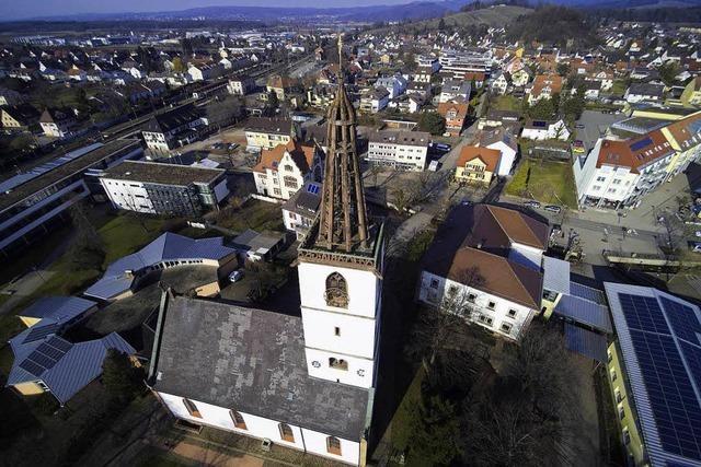 Bauland ist in den Kommunen nördlich von Freiburg Mangelware