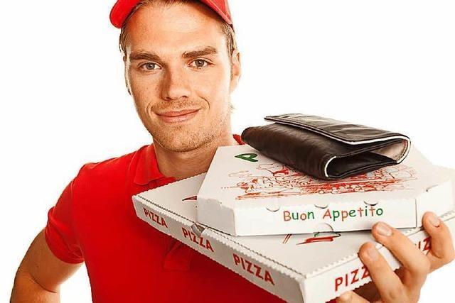 Überfall nach Bestellung: Wenn Pizzaboten Opfer werden