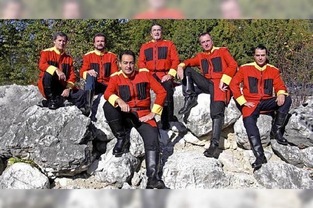 Die Zarewitsch Don-Kosaken in Bad Krozingen