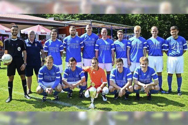 TuS Königschaffhausen Pokalsieger