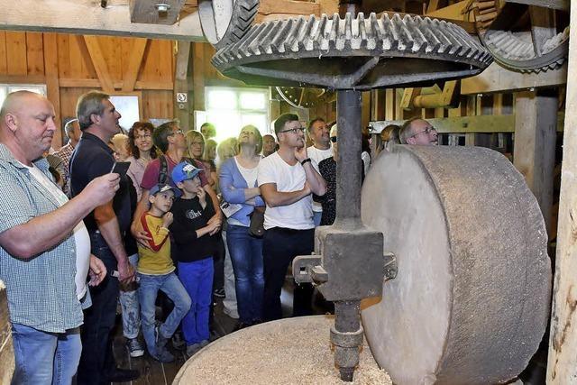 Mühlentag in Seelbach