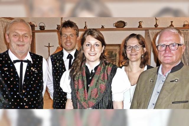 Kontinuität bei Münstertäler Musikern
