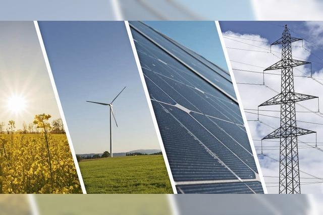 Kontroverse Debatte über Windkraft
