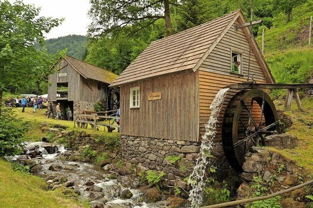 Alte Mühlengeschichte und beste Verpflegung