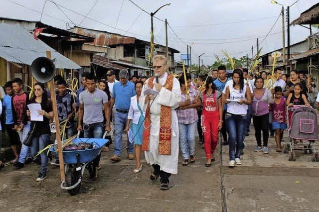 Ehemaliger Freiburger Pfarrer Reinhold Nann in Peru zum Bischof ernannt