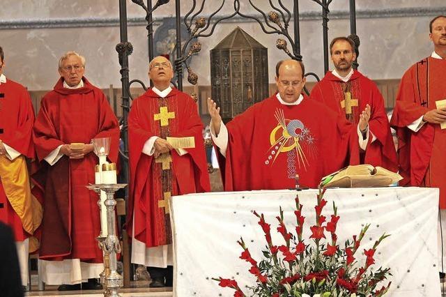 Feierlicher Festgottesdienst im Dom