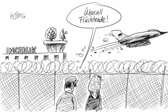 Bundeswehr-Tornados verlassen die Türkei