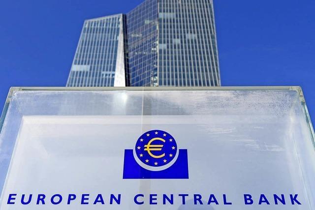 Die Zentralbank setzt auf Leiharbeiter