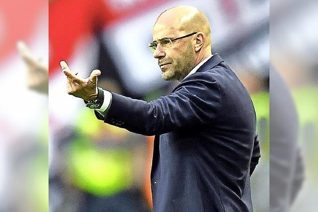 Bosz zum BVB: Der Neue gibt sich demütig