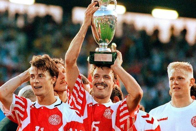 Vor 25 Jahren wurde Dänemark Europameister