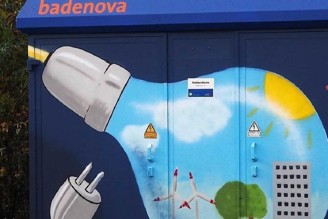 Badenova verzeichnet starkes Wachstum