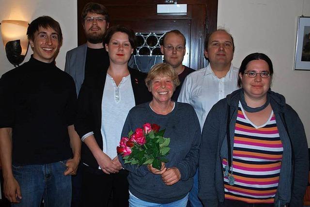 Die Linke im Landkreis Lörrach hat gewählt