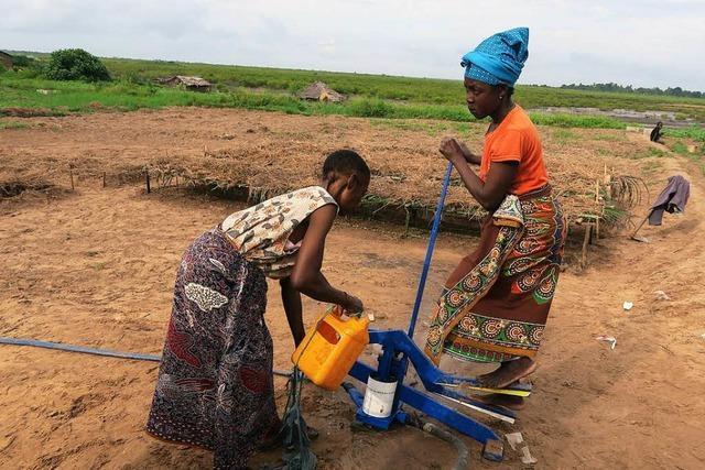Kleinbauern in Mosambik: Endlich mehr zu essen